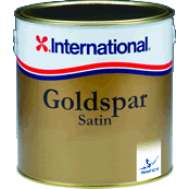 Goldspar Satin Varnish 0,375 lt